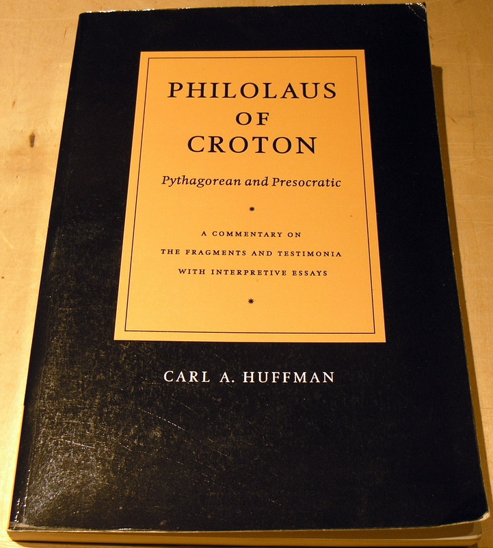 Image for Philolaus of Croton