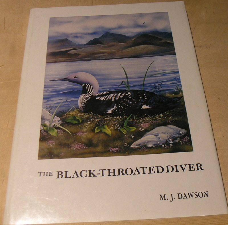 Image for The Black-throated Diver (Caliologists Series No.2 )