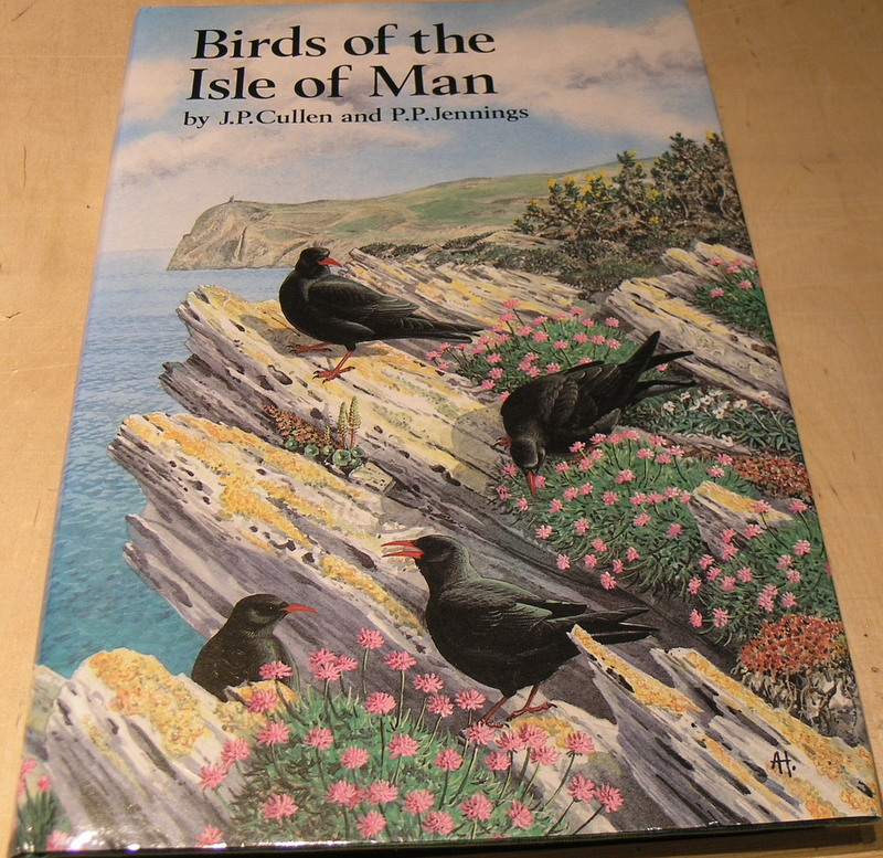 Image for Birds of the Isle of Man