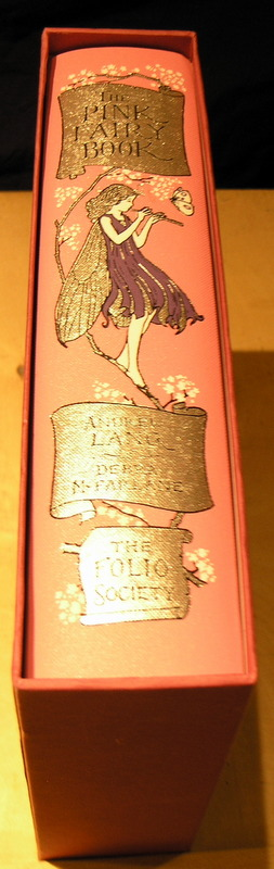 Image for The Pink Fairy Book