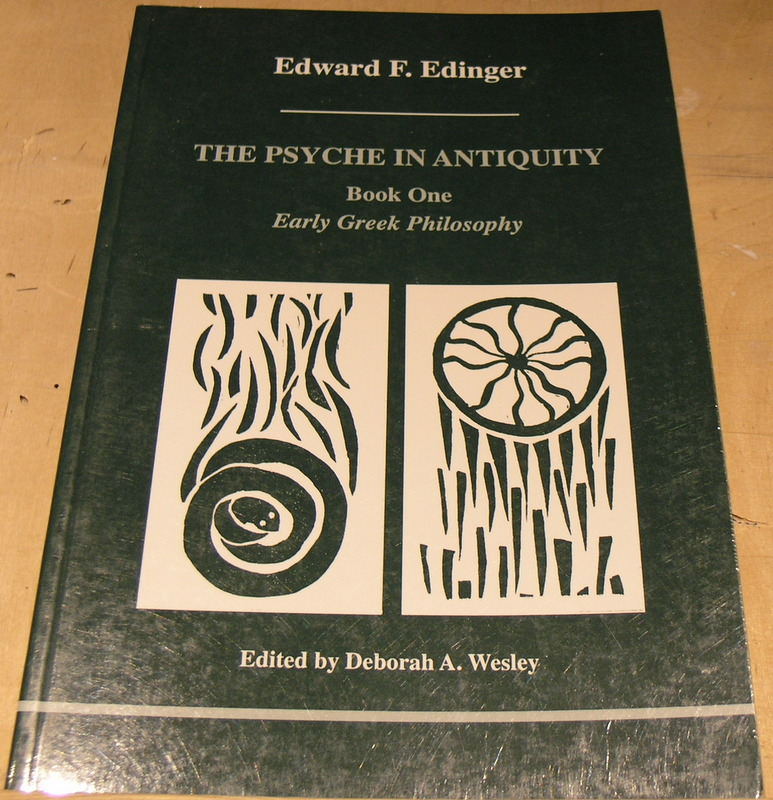 Image for Psyche in Antiquity, Book One - Early Greek Philosophy.