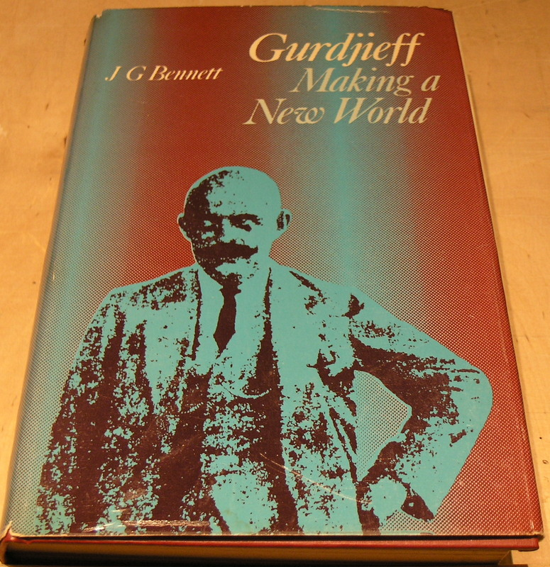 Image for Gurdjieff; making a new world