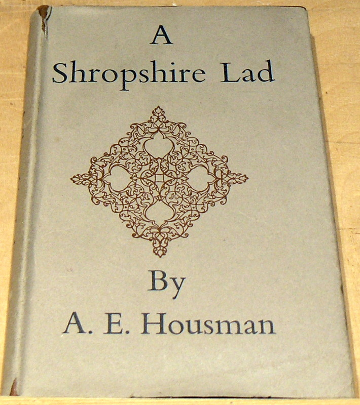 Image for A Shropshire Lad