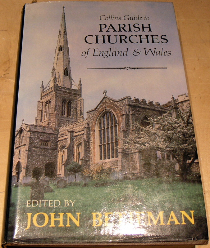 Image for Collins guide to parish churches of England and Wales