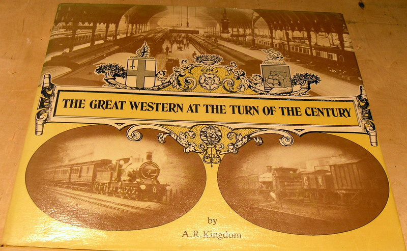 Image for The Great Western at the turn of the century