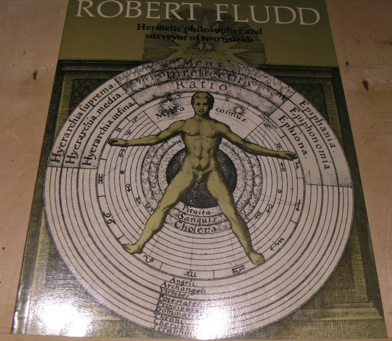 Image for Robert Fludd: Hermetic philosopher and surveyor of two worlds