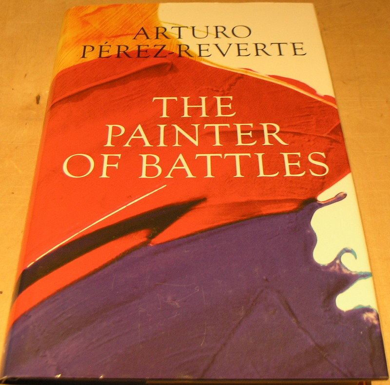 Image for The Painter of Battles