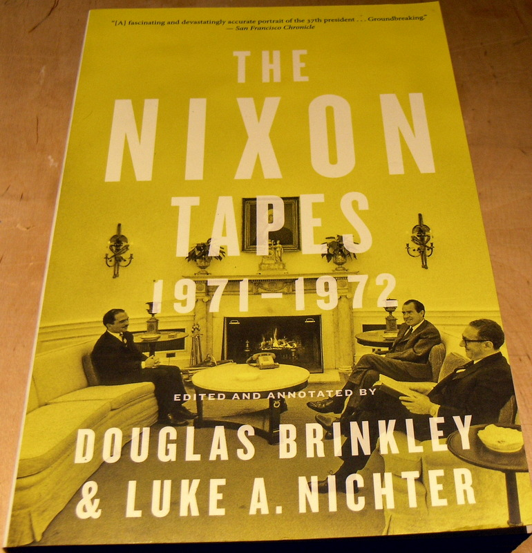 Image for The Nixon Tapes: 1971-1972