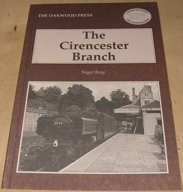 Image for Cirencester Branch (Locomotion Papers 207 )