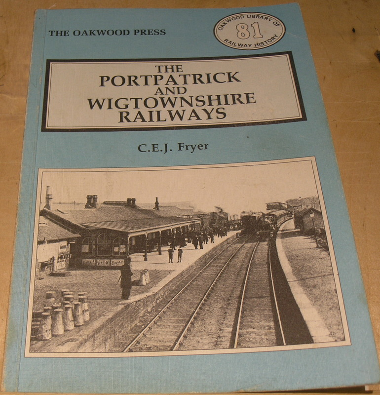 Image for Portpatrick and Wigtownshire Railways (Library of Railway History 81 )