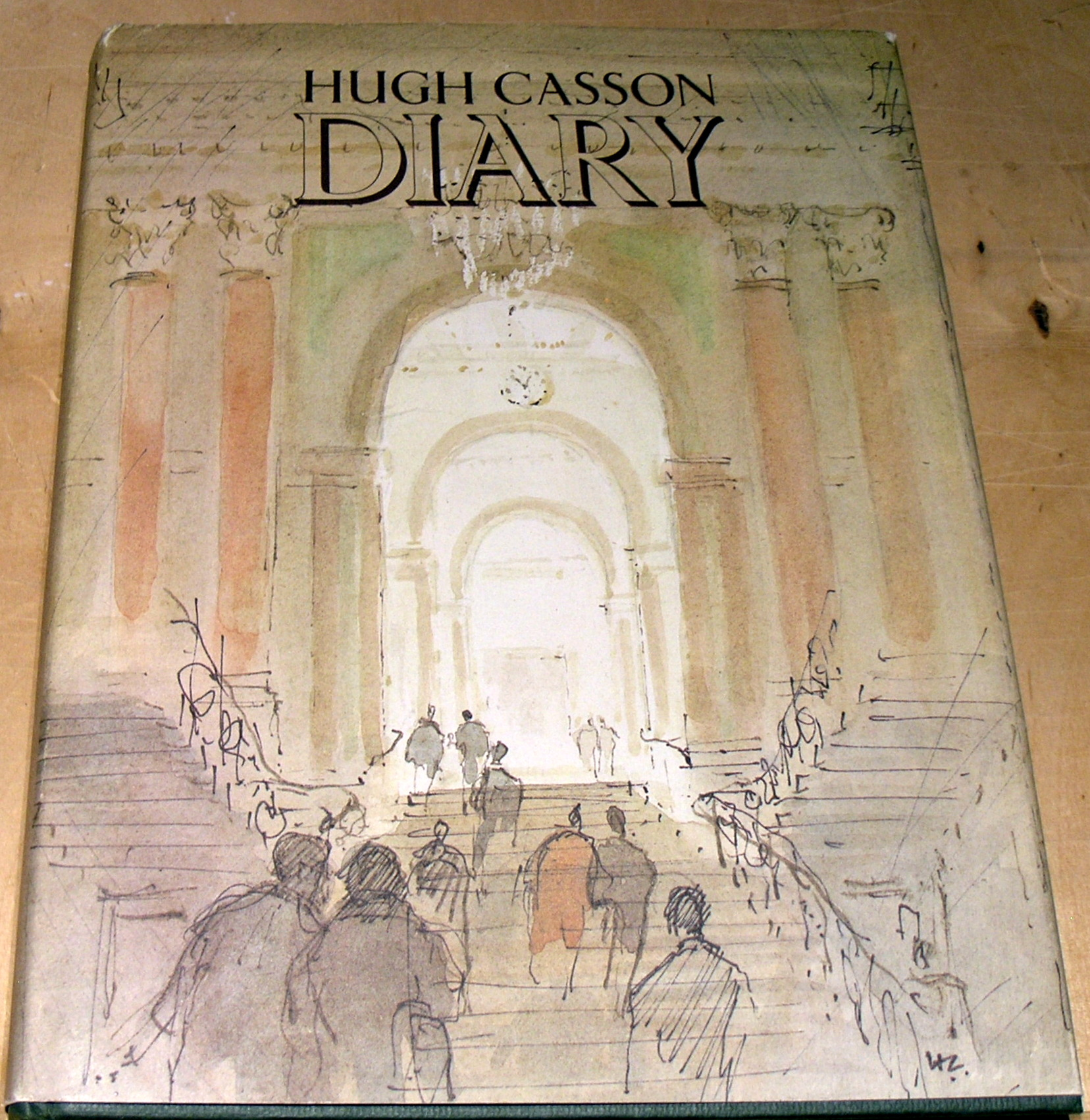 Image for Hugh Casson Diary